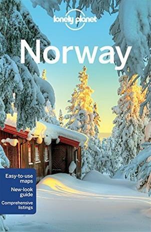 Lonely Planet Norway, kirja