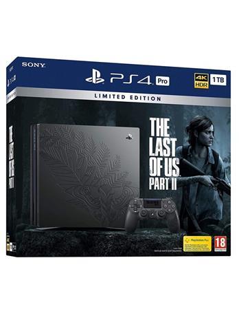 PlayStation 4 Pro Limited Edition (PS4, 1 TB), pelikonsoli + peli