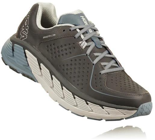 Hoka One One Gaviota LTR Running Shoes Men, charcoal/tradewil