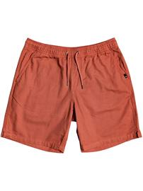 Quiksilver Brain Washed Shorts redwood Miehet