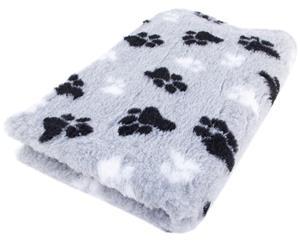 Foxy Fur Tassu harmaa makuualusta