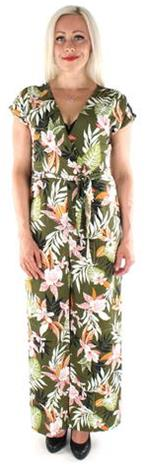 Only Jumpsuit Lizbeth vihreä/jungle flow