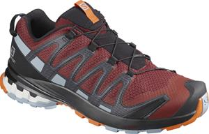 Salomon XA Pro 3D v8 Shoes Men, madder brown/ebony/quarry