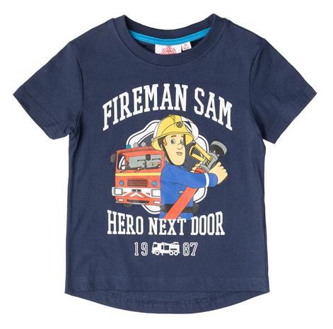 Fireman Sam lasten t-paita
