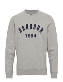 Barbour Barbour Dylan Crew Swe Svetari Collegepaita Harmaa Barbour GREY MARL