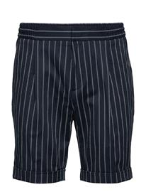 Scotch & Soda Sporty Pinstripe Suit Short Shorts Casual Sininen Scotch & Soda COMBO A