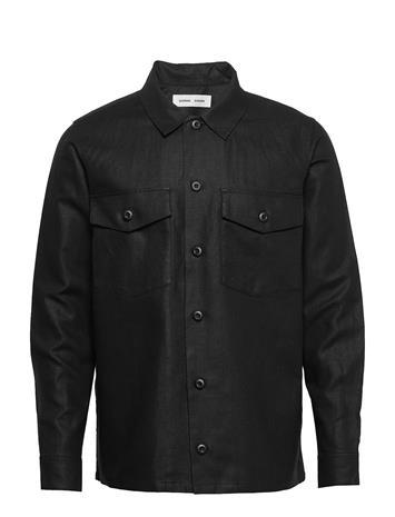 Samsä¸e Samsä¸e Luccas N Shirt 11535 Overshirt Paita Paitatakki Musta Samsä¸e Samsä¸e BLACK