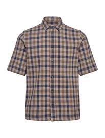 Samsä¸e Samsä¸e Taro Nx Shirt 11524 Lyhythihainen Paita Ruskea Samsä¸e Samsä¸e RAINY DAY CH.