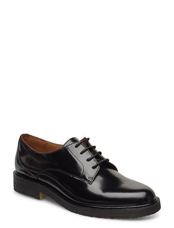 Billi Bi Shoes 4717 Nauhakengät Matalapohjaiset Kengät Musta Billi Bi BLACK POLIDO 900