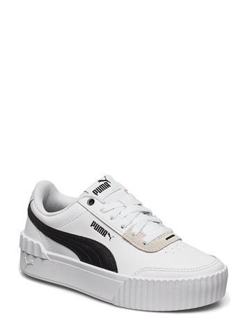 PUMA Carina Lift Matalavartiset Sneakerit Tennarit Valkoinen PUMA PUMA WHITE-PUMA BLACK