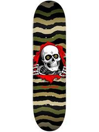 "Powell Peralta Ripper Popsicle 8"""" Skateboard Deck olive"