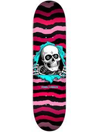 "Powell Peralta Ripper Popsicle 8.5"""" Skateboard Deck pink"
