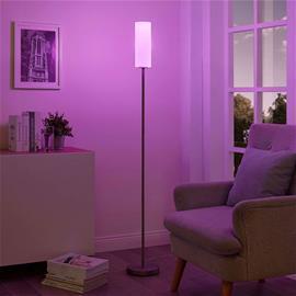 Lindby Lindby Smart RGB-LED-lattiavalaisin Felice, app