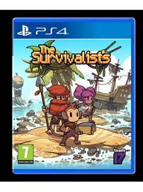 The Survivalists, PS4 -peli