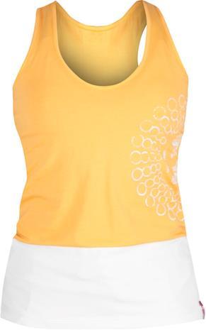 ABK Kalla Tank Women, sun orange
