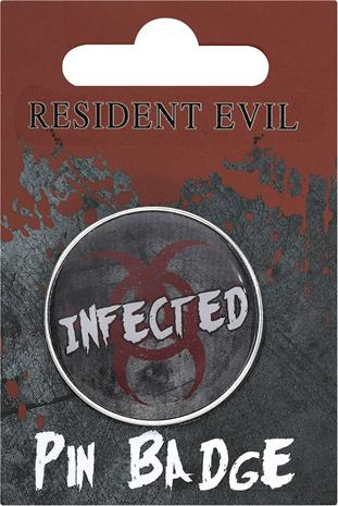 Resident Evil - Infected - Pinssi - Unisex - Monivärinen