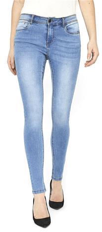 Noisy May - Jen NW Shaper Jeans VI056 - Farkut - Naiset - Sininen