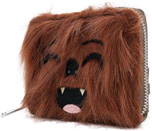 Star Wars - Loungefly - Chewbacca - Lompakko - Naiset - multicolor