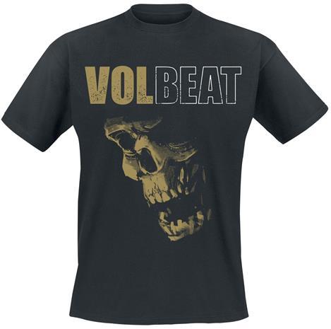 Volbeat - The Grim Reaper - T-paita - Miehet - Musta