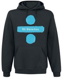 Ed Sheeran - Divide Logo - Huppari - Miehet - Musta