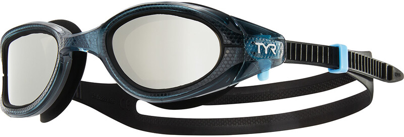TYR Special OPS 3.0 Polarized Laskettelulasit Naiset, silver/black