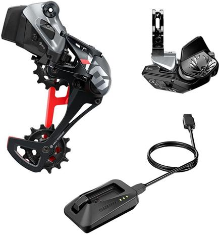 SRAM X01 Eagle AXS Upgrade Kit, red