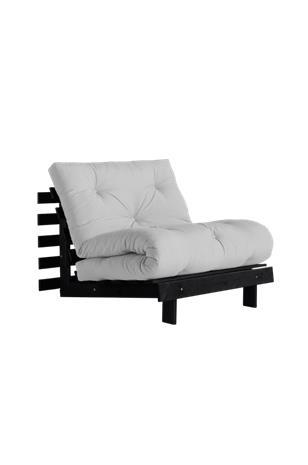 Karup Design Loungetuoli Roots 90, musta runko