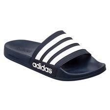 Adilette Cloudfoam sandaler Blä¥