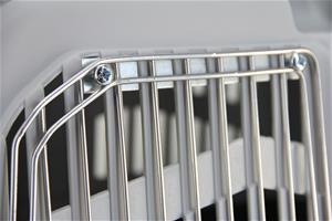 MPS Fly Kit Metalli-ikkunat Skudo 4 kuljetusboksiin
