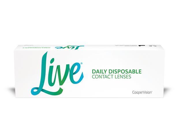 CooperVision Live Daily Disposable (30 linssiä)