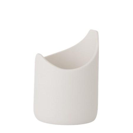 Bahne & Co Vaasi valkoinen 13.5 cm