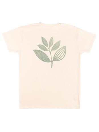 Magenta Points Plant T-Shirt natural Miehet