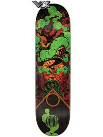 "Creature Wilkins Infinite VX 8.8"""" Skateboard Deck black / green / orange"
