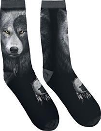 Spiral - Wolf Chi - Sukat - Unisex - Musta