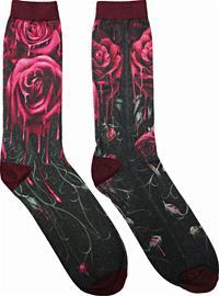 Spiral - Blood Rose - Sukat - Naiset - Musta punainen