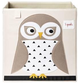 3Sprouts Storage Box säilytyskori Pingviini