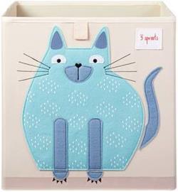 3Sprouts Storage Box säilytyskori Kissa