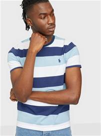 Polo Ralph Lauren Polo Short Sleeve T-Shirt T-paidat ja topit Blue