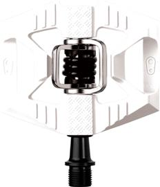 Crankbrothers Double Shot 1 Clipless Pedals, white/black