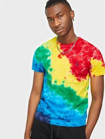 Polo Ralph Lauren Polo Short Sleeve T-Shirt T-paidat ja topit Multi
