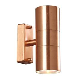 Nordlux Tin Double kuparinen ulkovalaisin
