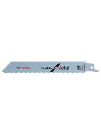 Bosch Puukkosahanterä S 922 BF Flexible for Metal