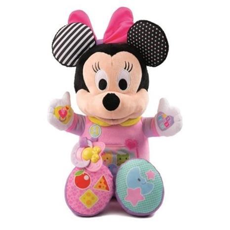 CLEMENTONI Disney Baby - Minun cajoling-nukkeni - Minun herätyspeli