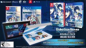 Robotics: Notes Double Pack, PS4 -peli