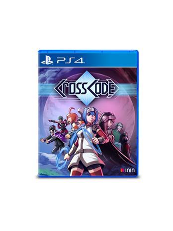 CrossCode, PS4 -peli