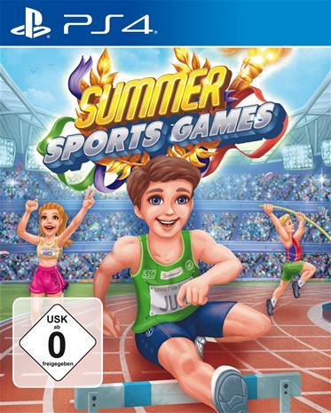 Summer Sports, PS4 -peli