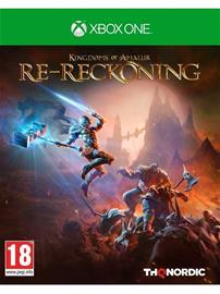 Kingdoms of Amalur: Re-Reckoning, Xbox One -peli