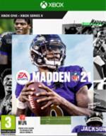 Madden NFL 21, Xbox One -peli