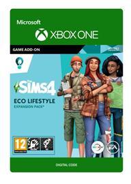 The Sims 4 - Ekoelämää (Eco Lifestyle), Xbox One -peli