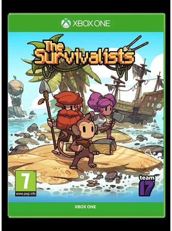 The Survivalists, Xbox One -peli
